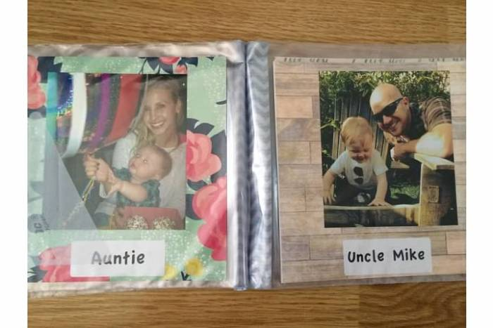 Aunt and Uncle
