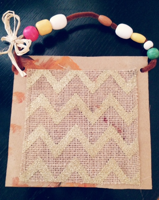 Thanksgiving Gift Burlap