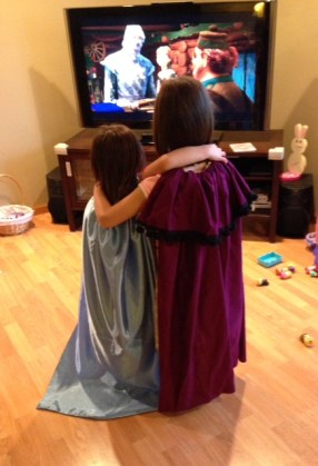Sisters in Capes