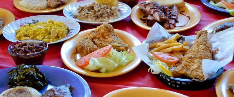 Mamas Soul Food Menu