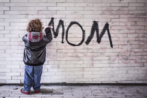 Little boy - compassion post