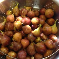 Grammy's perfect fig preserves