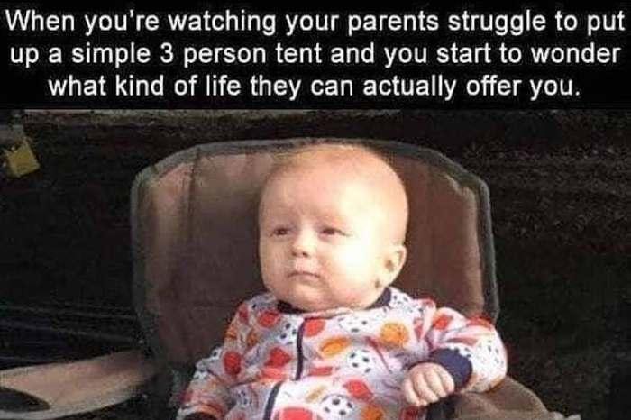 These Hilarious Parenting Memes Are Super Relatable | Mamas Uncut