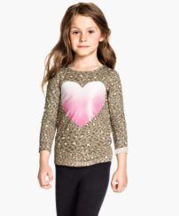 Suéter para niñas -5 dólares - H&M