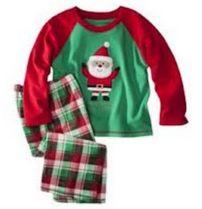 Pijama de Santa - 10 dólares amazon