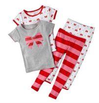 Pijamas para niñas- 12 dólares en Kohls