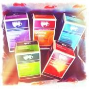 teas in box