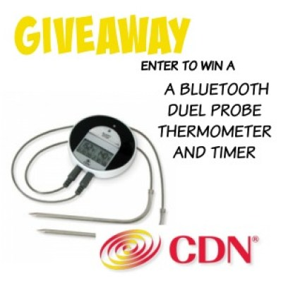 CDN Kitchen Thermometer Giveaway