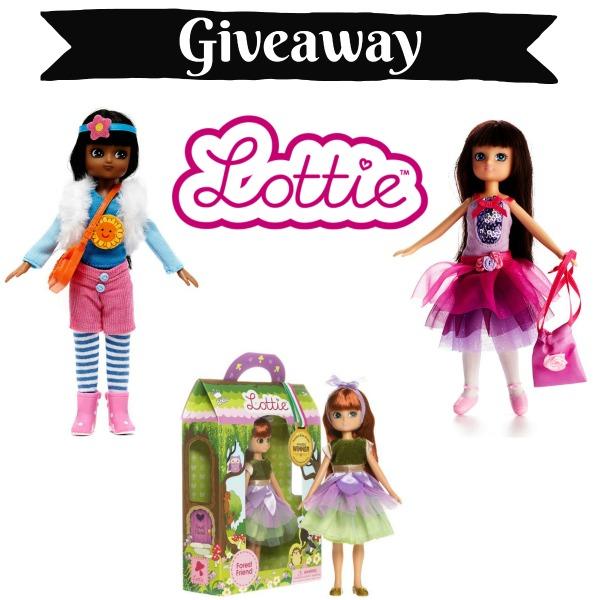 Lottie Doll Giveaway @Lottie_dolls 11/4