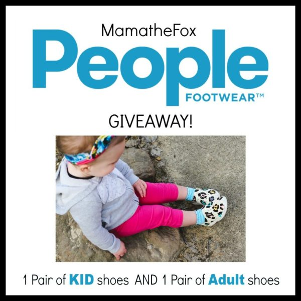 People Footwear Giveaway