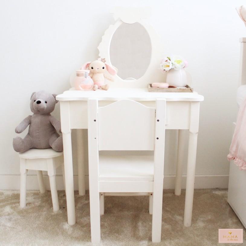 Kaptafel Met Licht : Diy meubels met een gouden randje ⋆ mama to the maxmama to the max
