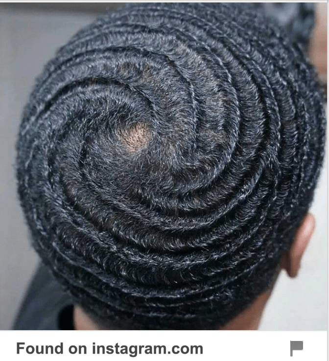 HOW TO GET THE PERFECT WAVES FOR BLACK MENS HAIR