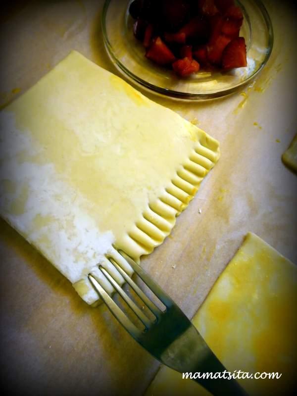 φραουλόπιτα