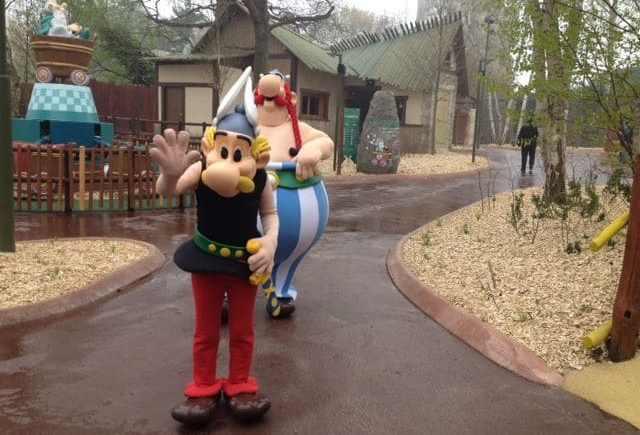 Parc Astérix : 5 nouvelles attractions pour les petits