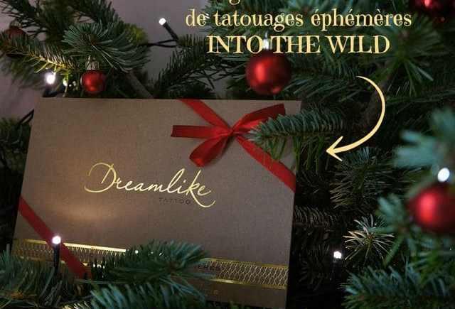 Dreamlike Tattoo, des tatouages éphémères pour illuminer votre peau