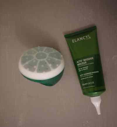 Activ' massage minceur d'Elancyl, Top ou Flop ?
