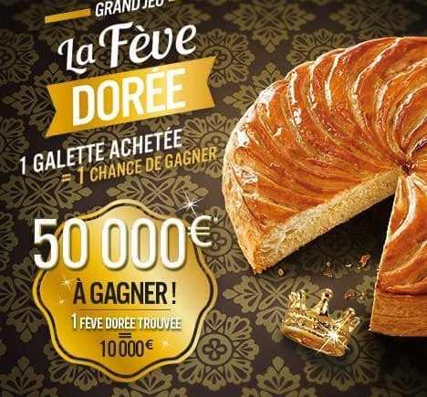 La fève dorée qui valait 10 000 €