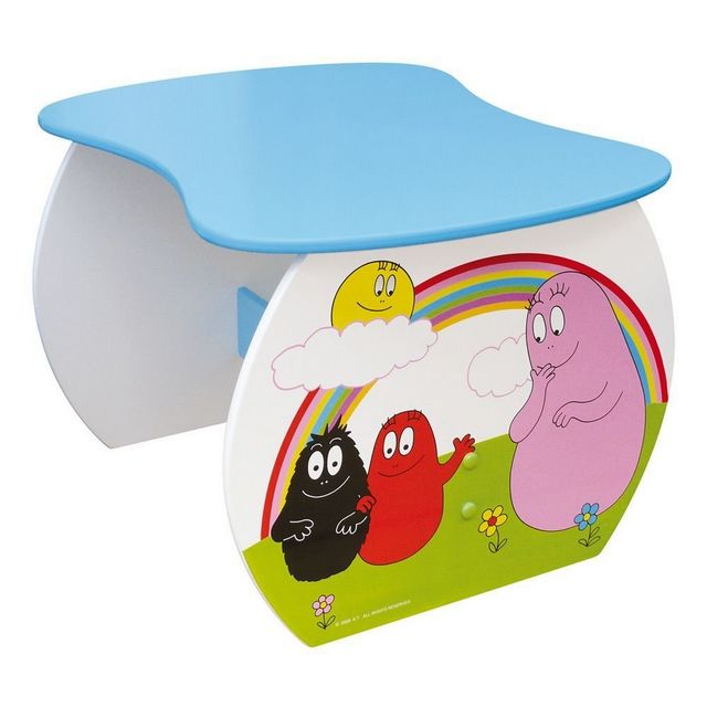 table barbapapa