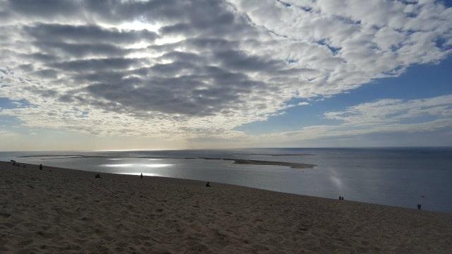 {Sortir en famille en Gironde} La Dune du Pilat