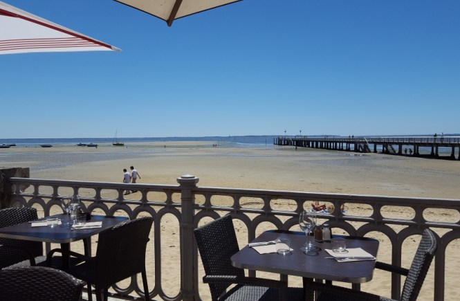 Restaurant kid friendly Bassin d'Arcachon