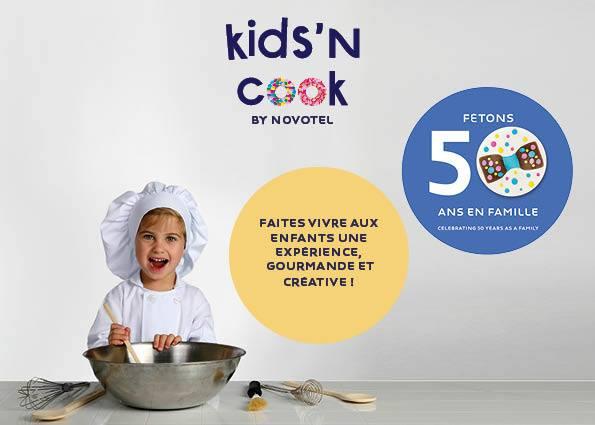 atelier Kids' N Cook