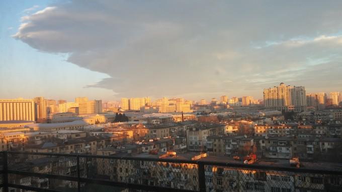 Изгрев в Баку