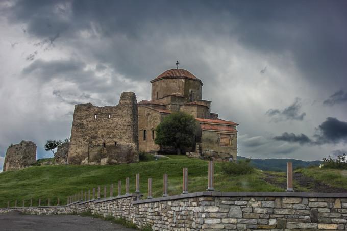 Манастирът Джвари, Грузия