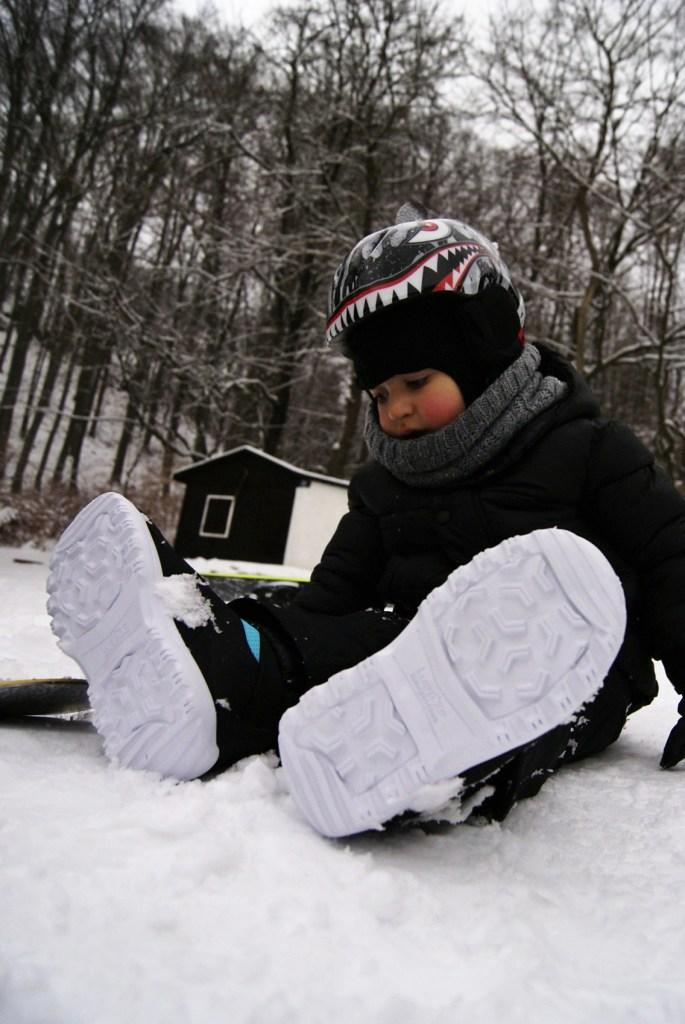 maly snowboardak