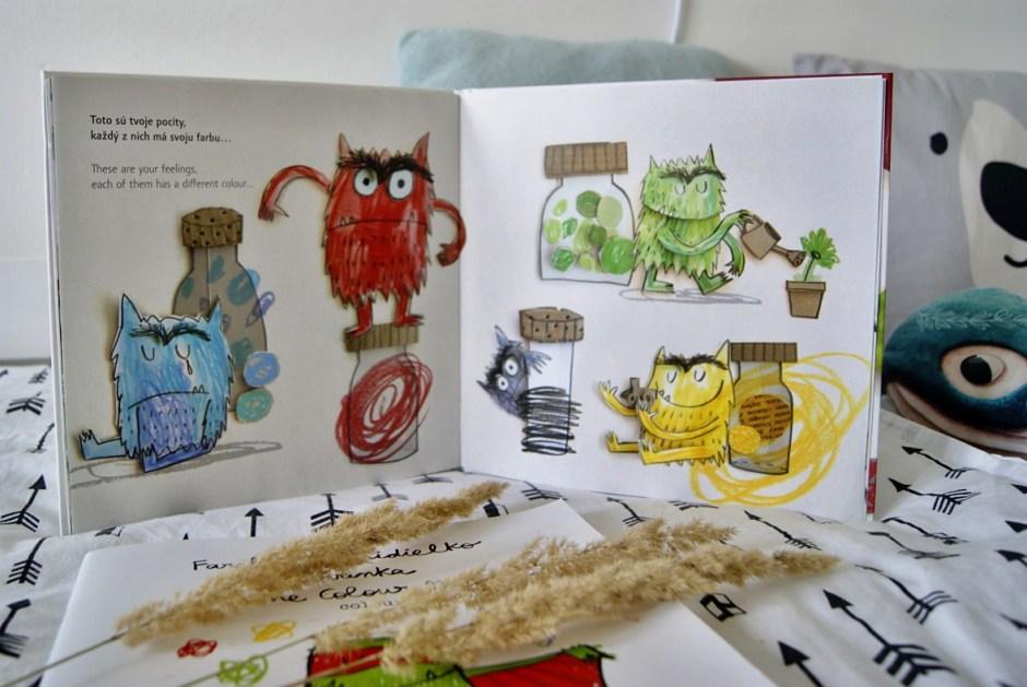 detska kniha o pocitoch