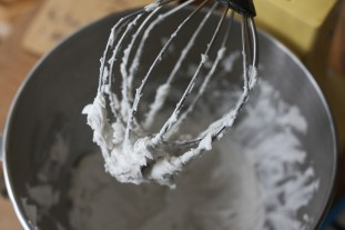 Putting your whisk and bowl in the fridge to chill prior can help especially if you've forgotten to put the can in overnight.