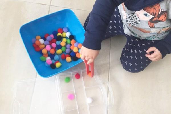 juegos para niños de 2 a 3 años para aprender los colores