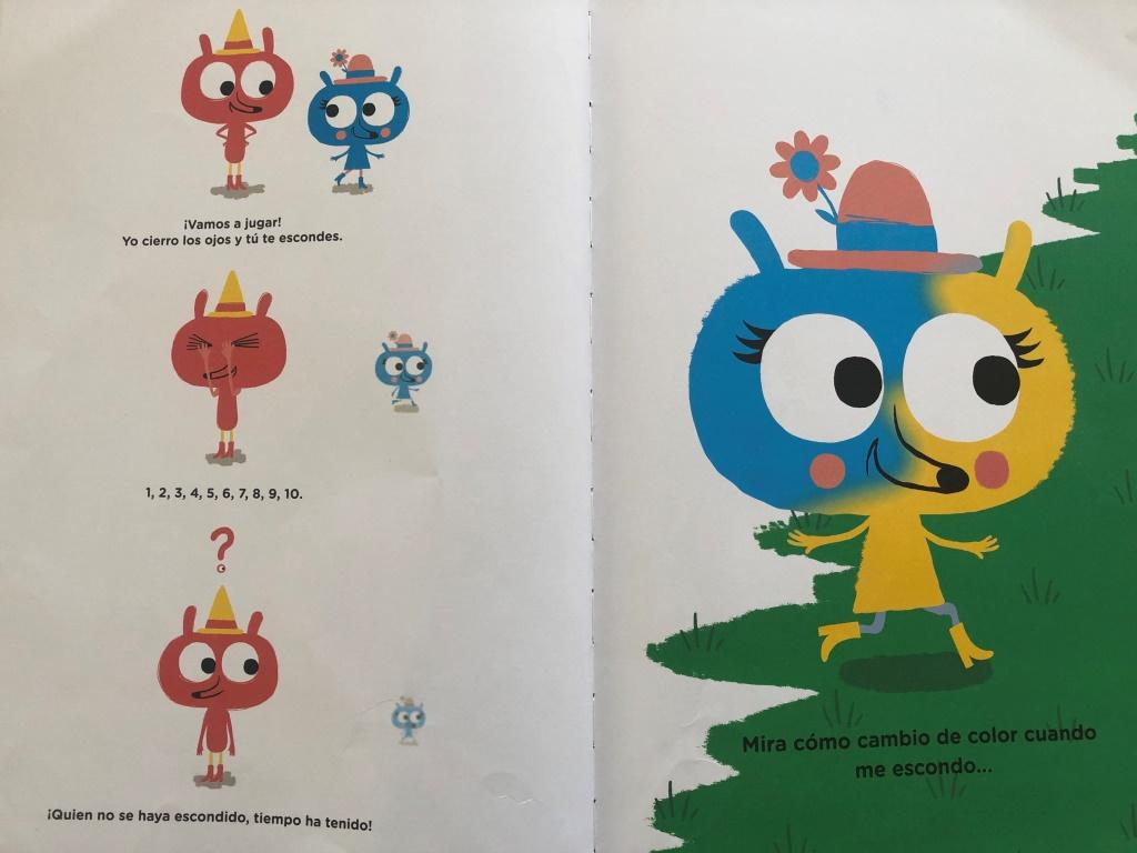libros juegos para niños de 5 años