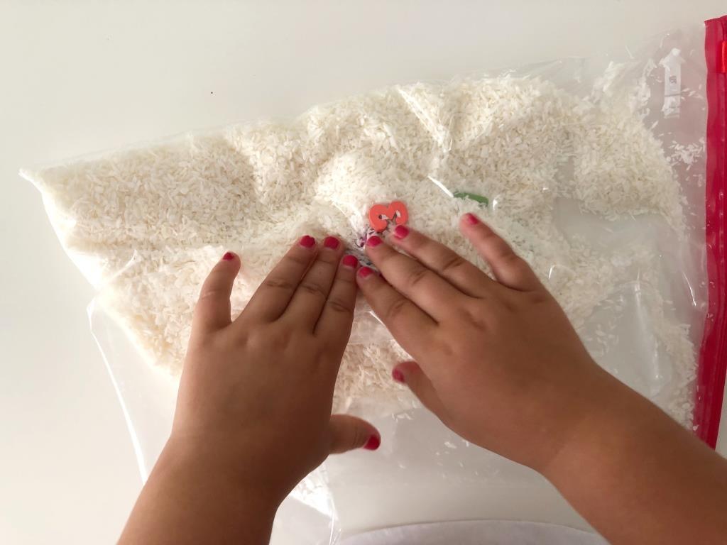ideas para hacer bolsas sensoriales