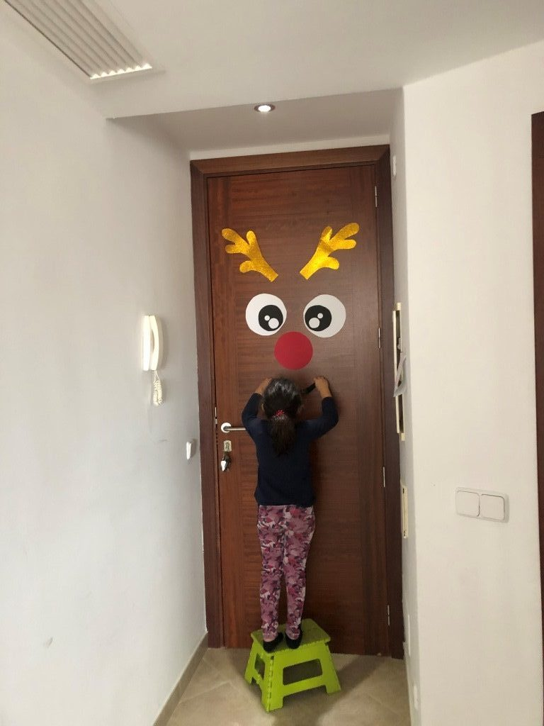 reno navidad en puerta