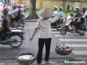 En movimiento (Hanoi - Vietnam)