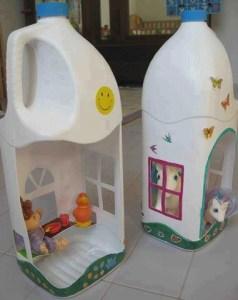 5 juguetes con material reciclado