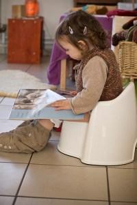 Tips para enseñar a tu bebé a ir al baño solo