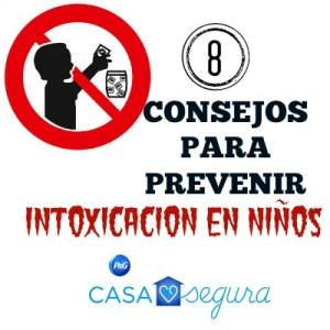 8 consejos para prevenir la intoxicación en niños #ArribaYLejos