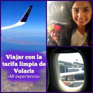 Viajar con la tarifa limpia de Volaris, mi experiencia