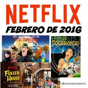 Favoritos de febrero en Netflix