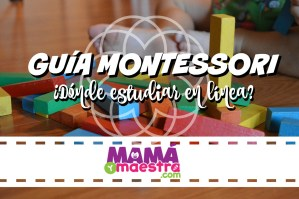 ¿Dónde estudiar para ser guía Montessori en línea?