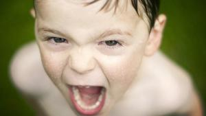 ¿Tu hijo es un niño estresado?