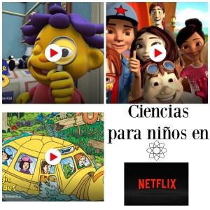 3 programas de ciencia para niños en Netflix