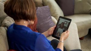 Consulta médica por internet con LiveHealth Online