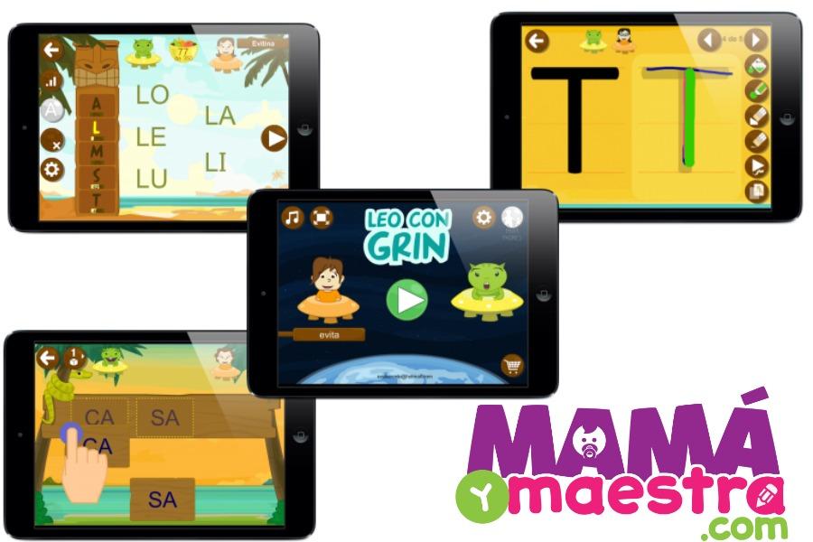 leo-con-grin-app-aprender-leer-escribir
