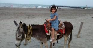 Emma cumple 4 años