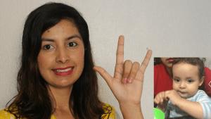 Lenguaje de señas para bebés, nuestra experiencia.