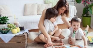 ¿Por qué las mamás confundimos el nombre de nuestros hijos?