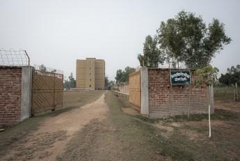Bangladesch Hausbau