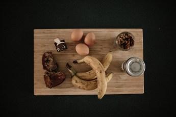 Bananenkuchen für Kinder